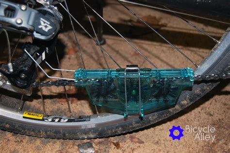 Chain Cleaner For Bicycle white lightning bicycle chain cleaner how to clean and