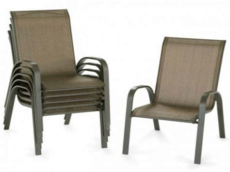 Aluminum Stacking Patio Chairs Furniture Carrolton Cast Aluminum Patio Dining Set With Stacking Stacking Patio Chairs