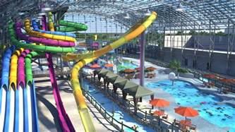 Waters Park Grand Prairie Is Building The Largest Indoor Water Park In