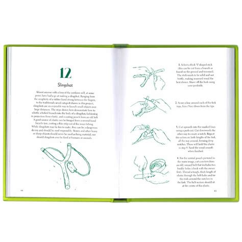 50 things to do with a penknife book the present finder