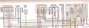 error in the wiring diagram ex 500 the home of the kawasaki ex500 500r