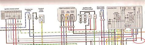 error in the wiring diagram ex 500 the home of the