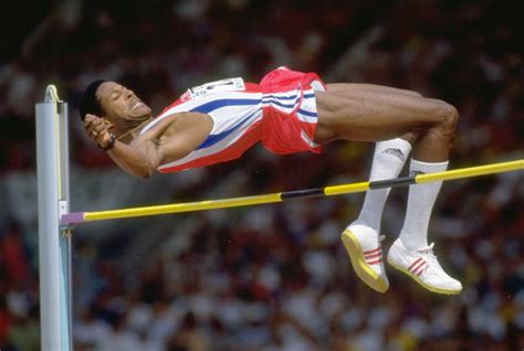 Vic Set 2in1 Jumper Sporty will javier sotomayor s 25 year high jump world record fall at sopot