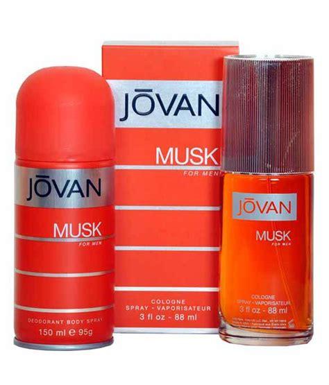 Parfum Jovan Musk For Edc 88 Ml Original jovan combo of s perfumes edc 88 ml with deodorant 150ml buy at best prices in india