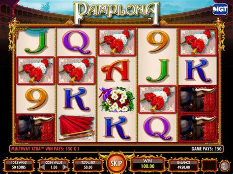 pamplona slot machine  play dbestcasinocom