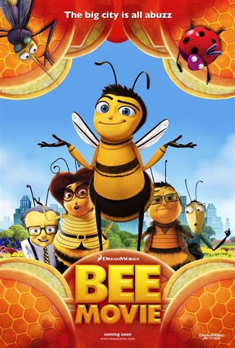 film cartoon comedy 5 movies about bees surprise ride
