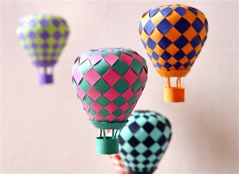 And Craft Made By Paper - paper craft ideas baby mobiles ideas crafts