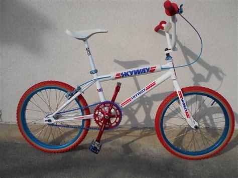new skyway bmx bike summer shirt 1984 skyway t a bmxmuseum