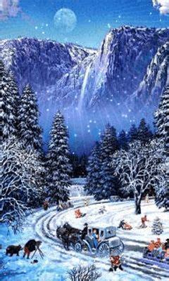 images  winter gif  pinterest terry oquinn snow  gifs