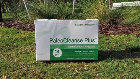 Paleocleanse Plus 14 Day Detox by Paleocleanse Plus 14 Day Detoxification Program Green