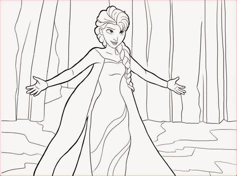 Princess Elsa Coloring Filminspector Com Boyama Princess Frozen Coloring Pages Printable
