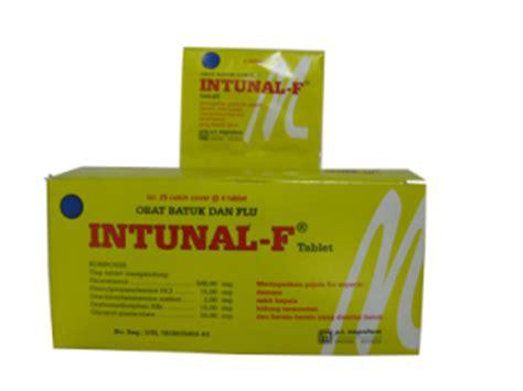 Obat Intunal obat batuk berdahak paling manjur di indonesia artikel