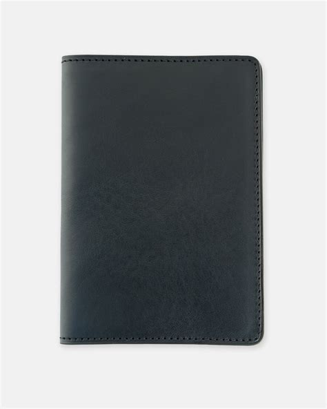 black leather covers passport cover black grain leather 100 made in