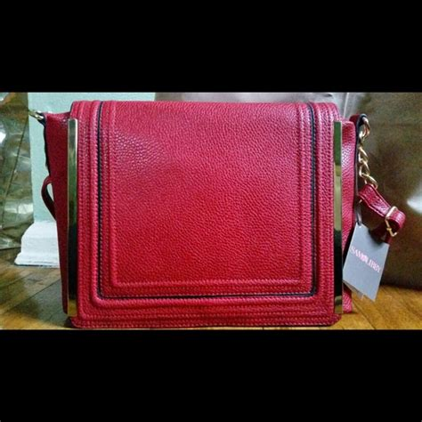 gorgeous red suitcases 30 off sam libby handbags gorgeous red crossbody