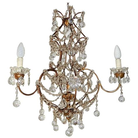 chandelier drops murano drops prisms chandelier for sale at