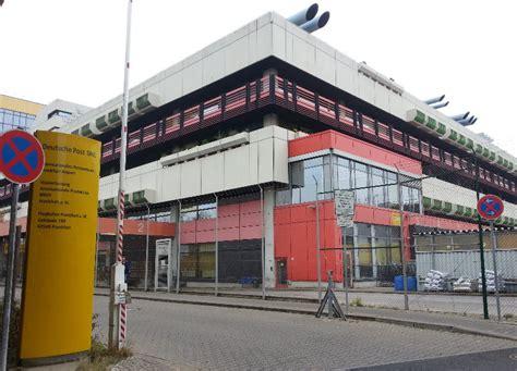 Motorradtransport Frankfurt Am Main by Dhl Deutsche Post Ipz Frankfurt Flughafen Paketzentrum