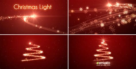 after effects templates free light bulb christmas light by victorybox videohive