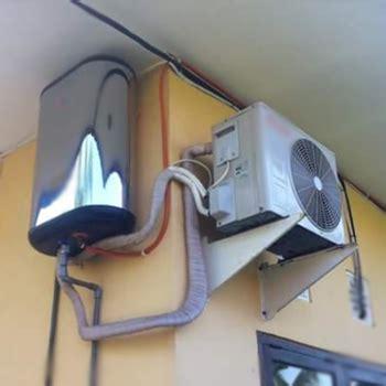 Pemanas Air Dari Ac cara kerja pemanas air daur ulang panas buangan ac