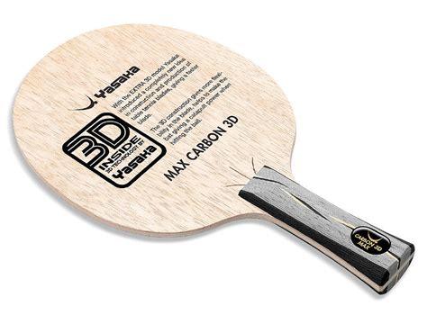 Yasaka Earlest Carbon blades arkiv yasaka