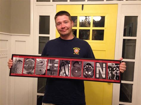 the perfect gift for any firefighter display with pride