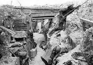 Another Word For Chandelier Trench Warfare Of Wwi Chandler S Blog