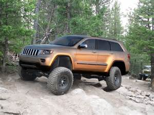 Jeep Wk2 Lift Kit Jeep Grand Wk2 Lift Pictures To Pin On