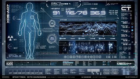 Autodesk star trek 2 medical bay rudy vessup interactive