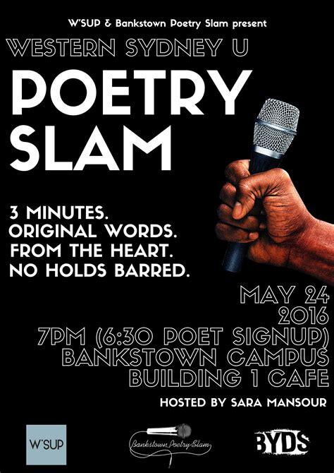 poetry slam poetry slam western sydney