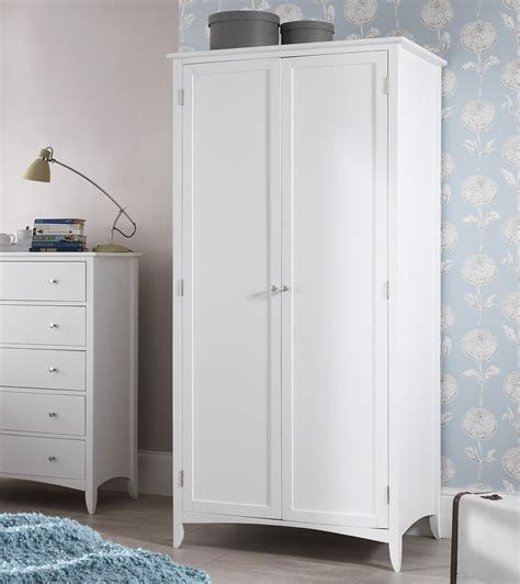 And White Wardrobe - edward hopper white furniture bedside table chest of
