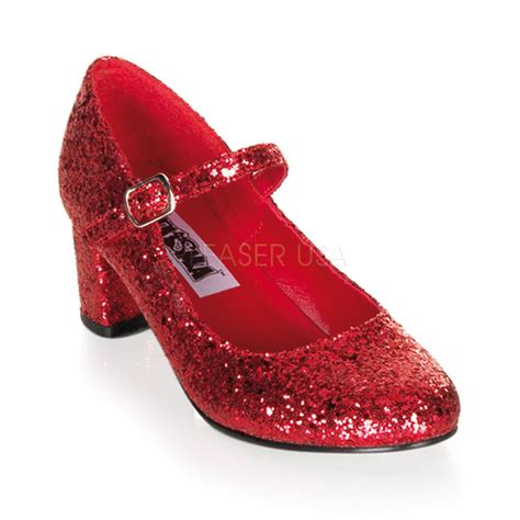 ruby slippers dorothy glitter ruby slippers dorothy heels drag costume