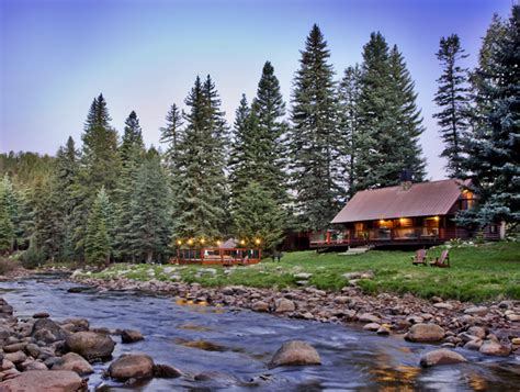 these 5 cabins in colorado are bliss for anyone who