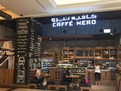coffee shop design dubai what s inside the new mall on the palm golden mile galleria