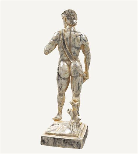 statue david david statue 3d model max obj cgtrader com