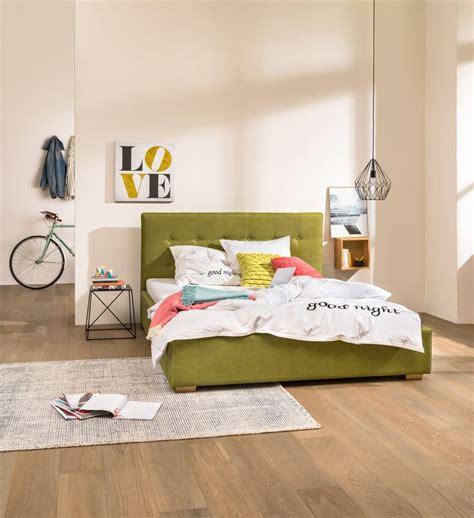 Schlafzimmer Polsterbett by Micasa Schlafzimmer Mit Polsterbett Dumont In Diversen