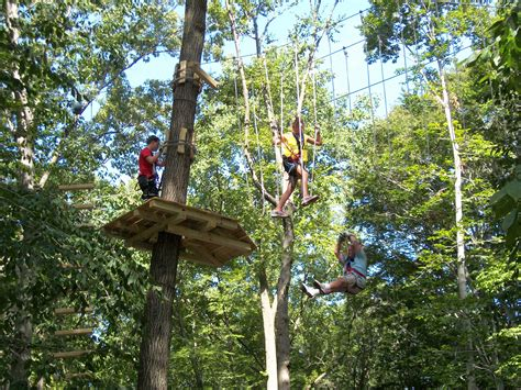 backyard ventures six adventure parks to make donation for tickets sold