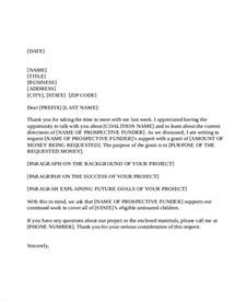 Cover Letter For Project by 21 Business Letter Exles