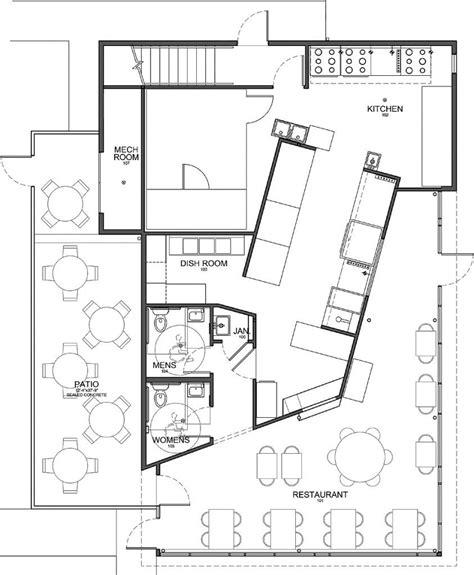 commercial floor plan kitchen stunning modern style floor plan commercial