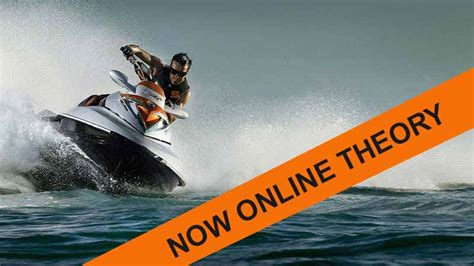 jet ski and boat license boat and jet ski licence with online theory epic deals