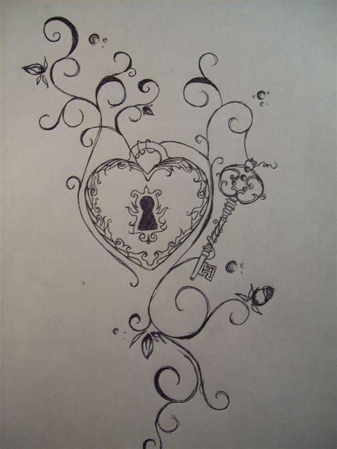 henna tattoos key largo i always loved the and key locks ideas i