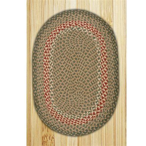 green braided rugs green burgundy braided rugs