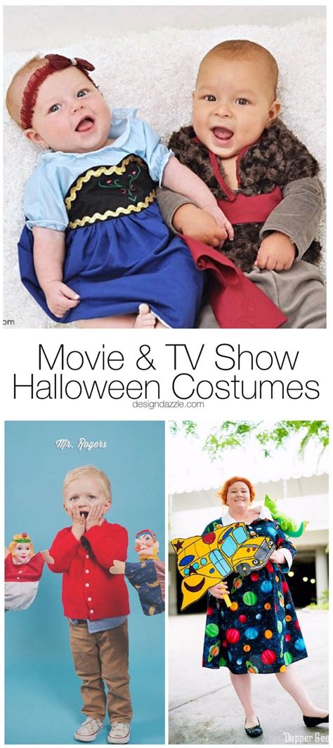 halloween tv themes 13 diy movie and tv show themed halloween costumes