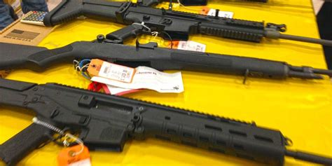 Can You Buy Guns Without A Background Check Gun Show Pictures Business Insider