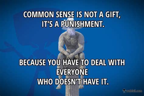 Common Sense Meme - common sense meme picture webfail fail pictures and