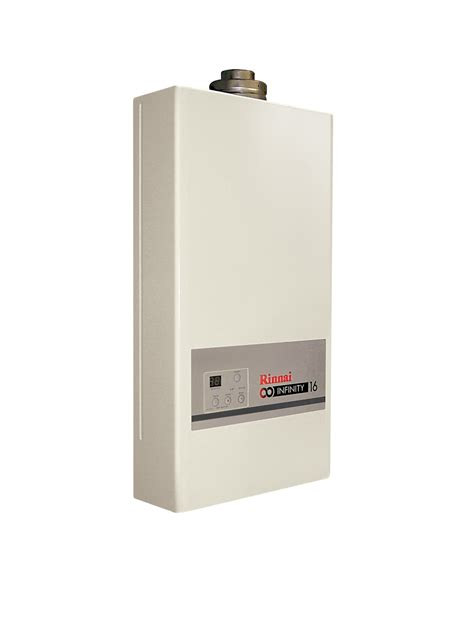 Water Heater Rinnai Infinity continuous flow gas water heater saves energy space and money