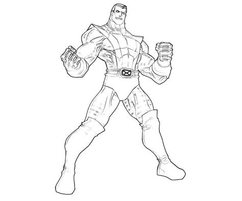xmen coloring pages coloring home
