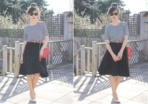 Girly Midi how to wear midi skirt for 5ft3