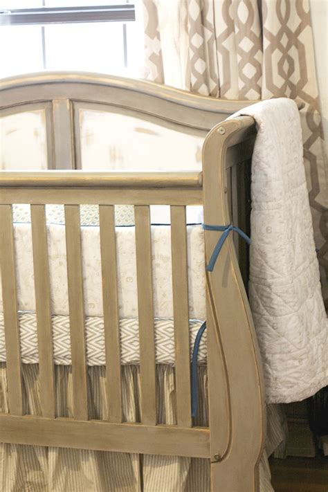 Rustic White Crib Pin By Michal Grappe On Our S Nursery