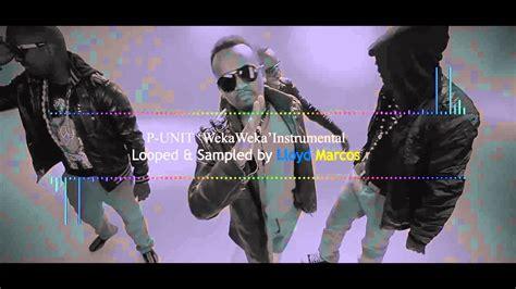 rambo kanambo instrumental p unit wekaweka instrumental youtube