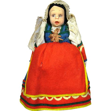 lenci mascotte doll lenci 1930 s mascotte doll all original tagged regional