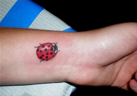 sweet tattoos designs 29 impressive ladybug wrist tattoos
